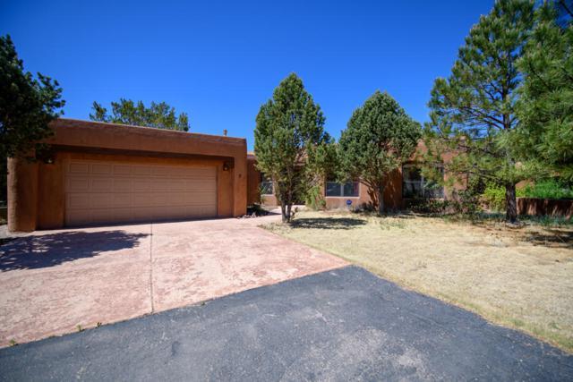7 Salida Del Sol, Cedar Crest, NM 87008 (MLS #918973) :: Campbell & Campbell Real Estate Services