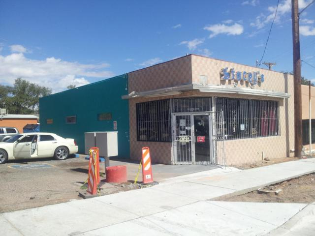 5431 Central Avenue NW, Albuquerque, NM 87105 (MLS #919044) :: Campbell & Campbell Real Estate Services