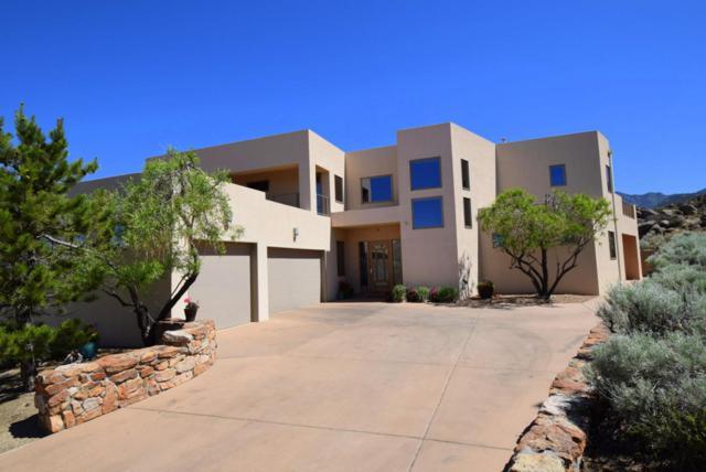 5016 Cresta Del Sur Court NE, Albuquerque, NM 87111 (MLS #919056) :: Your Casa Team