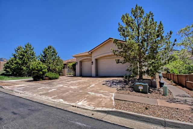 13112 Canyon Edge Trail NE, Albuquerque, NM 87111 (MLS #919057) :: Your Casa Team