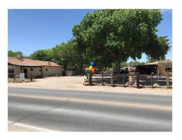 4229 Corrales Road, Corrales, NM 87048 (MLS #919352) :: Will Beecher at Keller Williams Realty