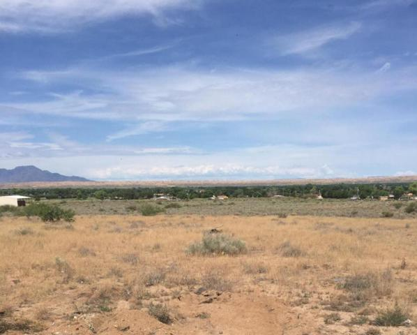 Ranchos De Veguita Lot 26, Veguita, NM 87062 (MLS #919804) :: Campbell & Campbell Real Estate Services