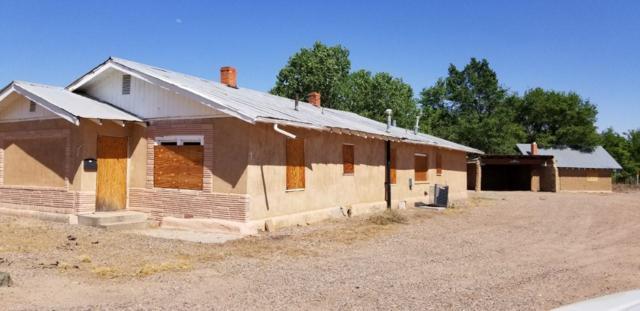 105 Aragon, Belen, NM 87002 (MLS #919808) :: Will Beecher at Keller Williams Realty
