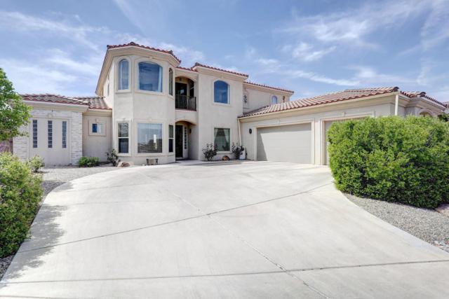 7000 Kalgan Road NE, Rio Rancho, NM 87144 (MLS #919814) :: Will Beecher at Keller Williams Realty