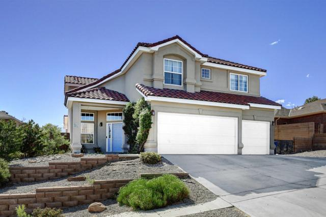 9805 Bruce Court NW, Albuquerque, NM 87114 (MLS #920085) :: Campbell & Campbell Real Estate Services