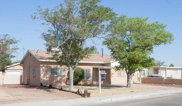 2617 Kentucky Street NE, Albuquerque, NM 87110 (MLS #920328) :: Campbell & Campbell Real Estate Services