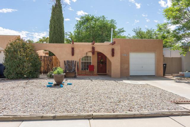 4608 Overland Street NE, Albuquerque, NM 87109 (MLS #920352) :: Will Beecher at Keller Williams Realty