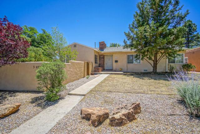 4816 Ridgecrest Circle SE, Albuquerque, NM 87108 (MLS #920356) :: Will Beecher at Keller Williams Realty