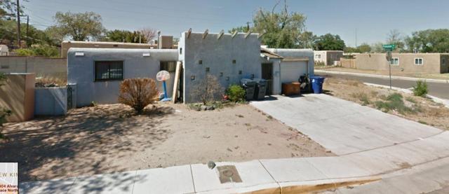 5404 Alavarado Place NE, Albuquerque, NM 87110 (MLS #920362) :: The Bigelow Team / Realty One of New Mexico