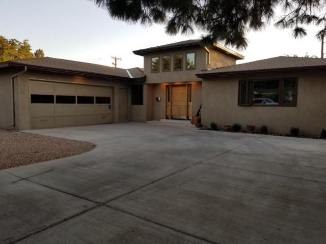 1411 Solano Drive NE, Albuquerque, NM 87110 (MLS #920445) :: Will Beecher at Keller Williams Realty