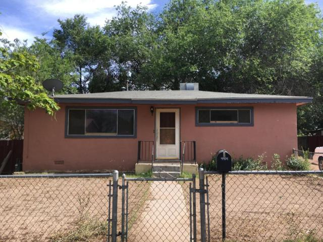 4904 Glendale Road NW, Albuquerque, NM 87105 (MLS #920508) :: Will Beecher at Keller Williams Realty