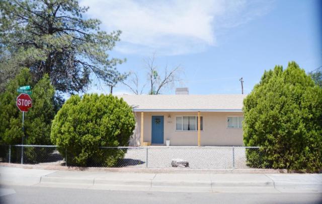 2401 Gretta Street NE, Albuquerque, NM 87112 (MLS #920544) :: Will Beecher at Keller Williams Realty