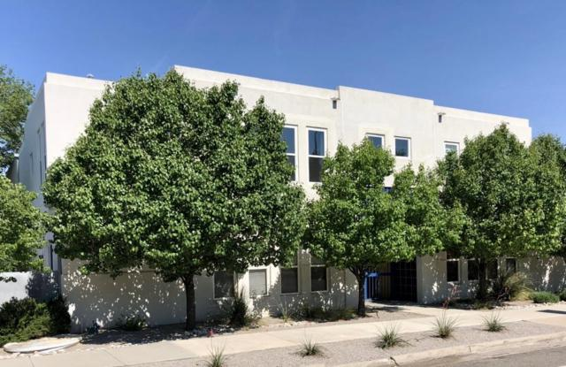 401 High Street SE Apt 7, Albuquerque, NM 87102 (MLS #920557) :: Campbell & Campbell Real Estate Services