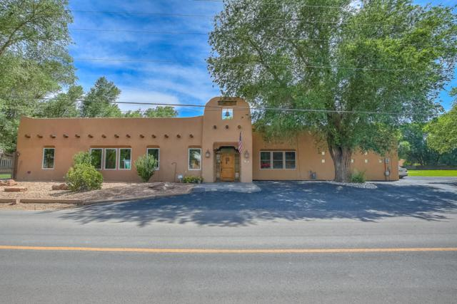 407 La Entrada, Corrales, NM 87048 (MLS #920565) :: Will Beecher at Keller Williams Realty
