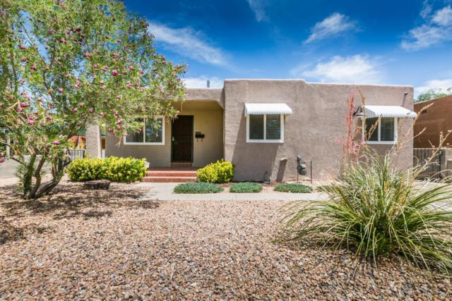 1808 Ross Place SE, Albuquerque, NM 87108 (MLS #920676) :: Will Beecher at Keller Williams Realty