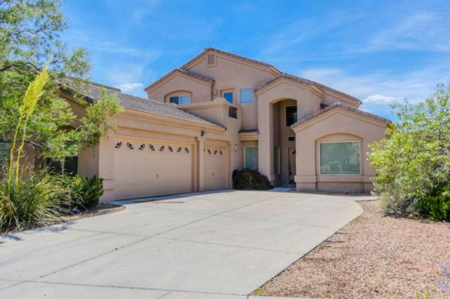 3807 Alamogordo Drive NW, Albuquerque, NM 87120 (MLS #920678) :: Your Casa Team