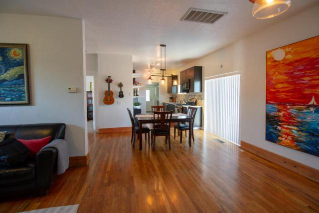1100 12th Street NW, Albuquerque, NM 87104 (MLS #920679) :: Campbell & Campbell Real Estate Services