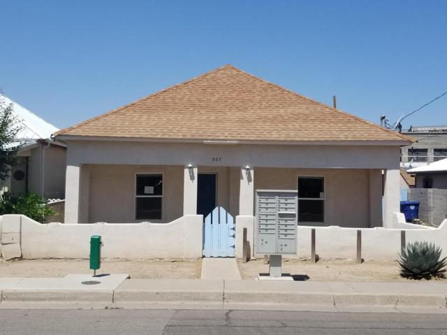 907 William Street SE, Albuquerque, NM 87102 (MLS #920692) :: Will Beecher at Keller Williams Realty