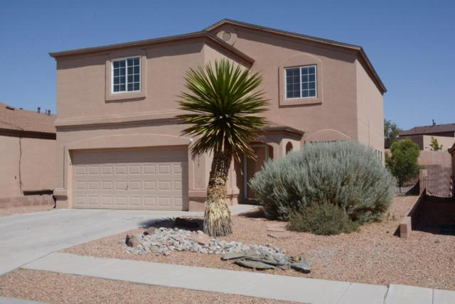 8535 Old Cottonwood Avenue SW, Albuquerque, NM 87121 (MLS #920711) :: Will Beecher at Keller Williams Realty