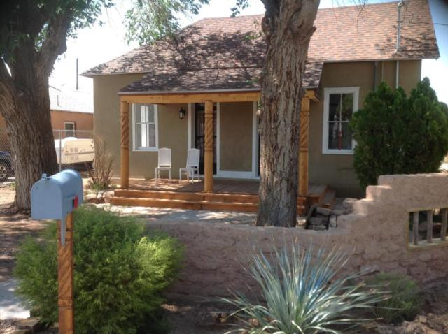 1321 Sawmill Road NW, Albuquerque, NM 87104 (MLS #920807) :: Campbell & Campbell Real Estate Services