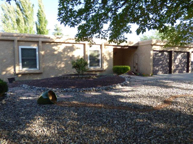7120 Mojave Street NW, Albuquerque, NM 87120 (MLS #920873) :: Will Beecher at Keller Williams Realty