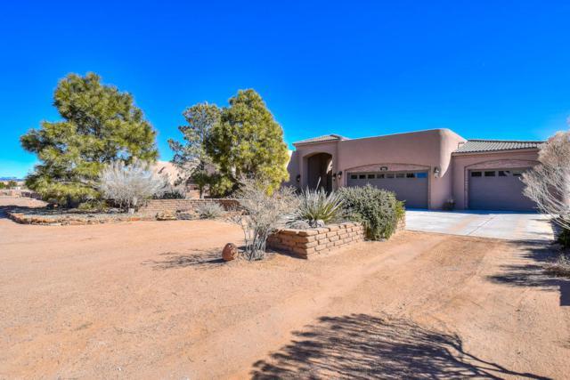 3106 Chayote Road NE, Rio Rancho, NM 87144 (MLS #920896) :: Will Beecher at Keller Williams Realty