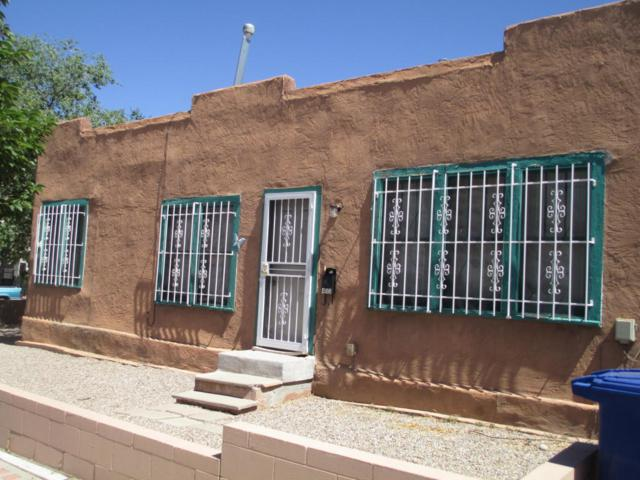 403 Coal Avenue SE, Albuquerque, NM 87102 (MLS #920971) :: Will Beecher at Keller Williams Realty