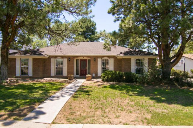 4713 Brookwood Street NE, Albuquerque, NM 87109 (MLS #920974) :: Will Beecher at Keller Williams Realty