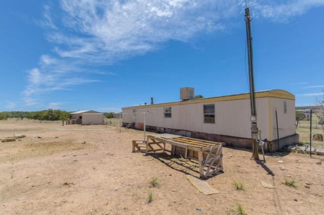 4 Lois Court, Edgewood, NM 87015 (MLS #920982) :: Campbell & Campbell Real Estate Services