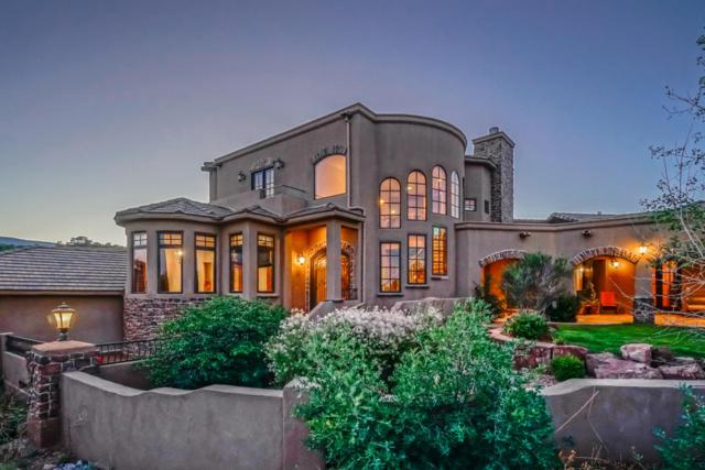70 Twin Arrow Drive, Sandia Park, NM 87047 (MLS #921019) :: Campbell & Campbell Real Estate Services