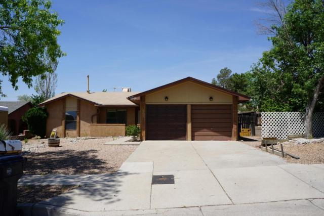 5512 Kettle Road NW, Albuquerque, NM 87120 (MLS #921020) :: Will Beecher at Keller Williams Realty