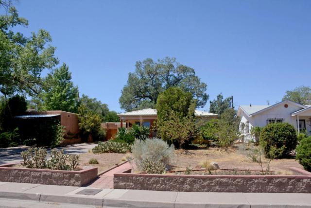 1815 Ridgecrest Drive SE, Albuquerque, NM 87108 (MLS #921023) :: Your Casa Team