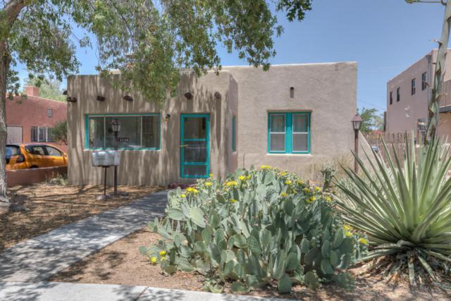 2129 Silver Avenue SE, Albuquerque, NM 87106 (MLS #921138) :: Will Beecher at Keller Williams Realty
