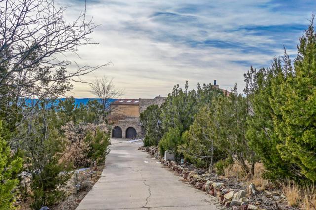 33 Boulder Lane, Cedar Crest, NM 87008 (MLS #921141) :: Campbell & Campbell Real Estate Services