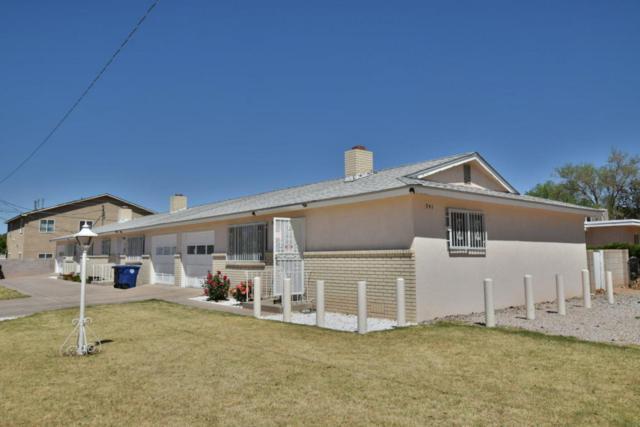 941 Alvarado Drive SE Apt A, Albuquerque, NM 87108 (MLS #921268) :: Will Beecher at Keller Williams Realty