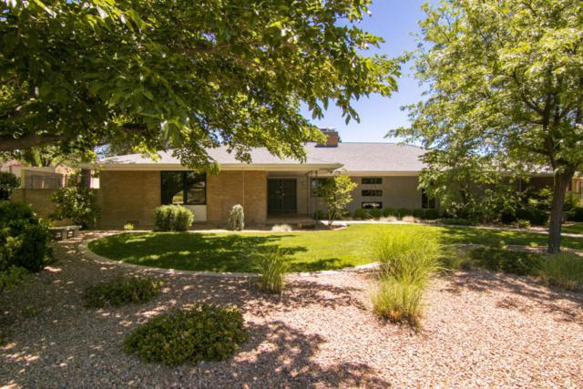 4316 Altura Avenue NE, Albuquerque, NM 87110 (MLS #921283) :: Will Beecher at Keller Williams Realty