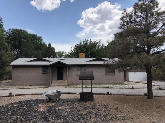 491 Meadowlark Lane, Corrales, NM 87048 (MLS #921290) :: Will Beecher at Keller Williams Realty