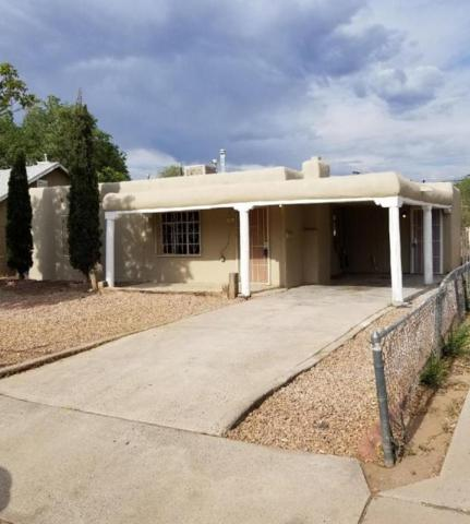 240 Rhode Island Street NE, Albuquerque, NM 87108 (MLS #921293) :: Campbell & Campbell Real Estate Services