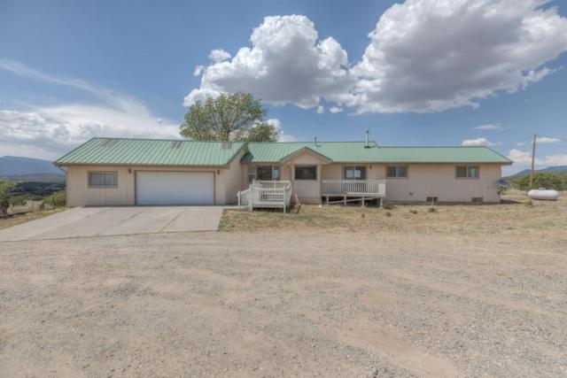 208 Vallecitos Drive, Tijeras, NM 87059 (MLS #921483) :: Campbell & Campbell Real Estate Services