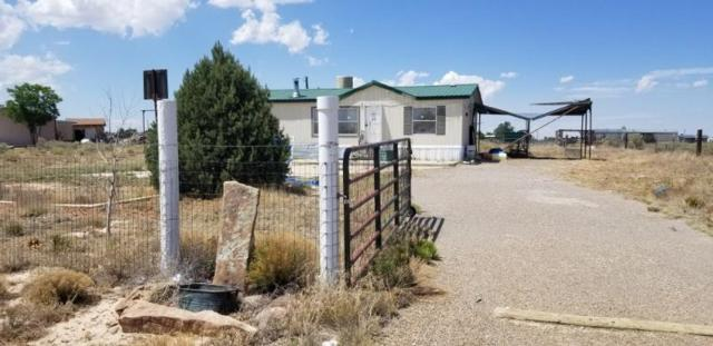 38 Caballo Avenue, Moriarty, NM 87035 (MLS #921536) :: Will Beecher at Keller Williams Realty