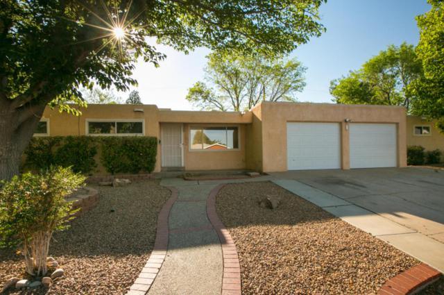 1812 Dorothy Street NE, Albuquerque, NM 87112 (MLS #921565) :: Will Beecher at Keller Williams Realty