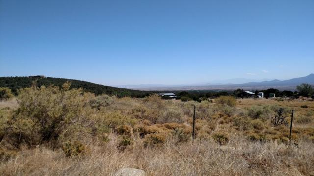 La Madera, Sandia Park, NM 87047 (MLS #921613) :: Campbell & Campbell Real Estate Services