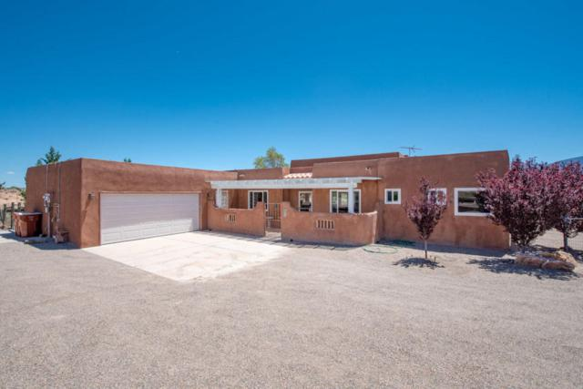 974 Nazcon Road, Bernalillo, NM 87004 (MLS #921717) :: Campbell & Campbell Real Estate Services