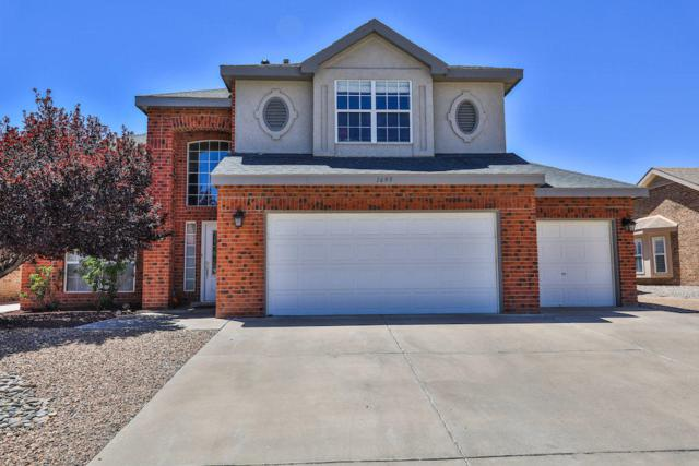 1695 Cerro Crestado Drive NW, Los Lunas, NM 87031 (MLS #921727) :: Campbell & Campbell Real Estate Services
