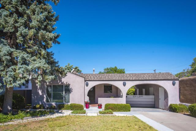 507 Princeton Drive SE, Albuquerque, NM 87106 (MLS #921731) :: Campbell & Campbell Real Estate Services