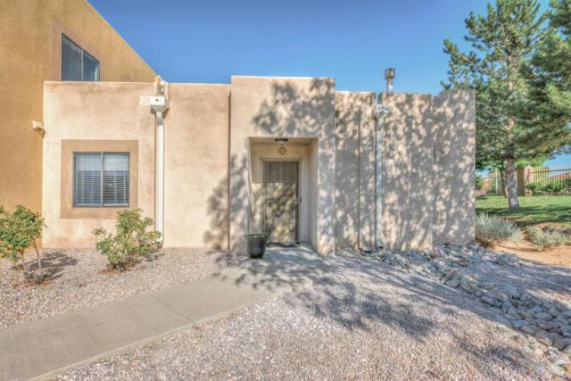 4801 Irving Boulevard NW Unit 501, Albuquerque, NM 87114 (MLS #921771) :: Campbell & Campbell Real Estate Services