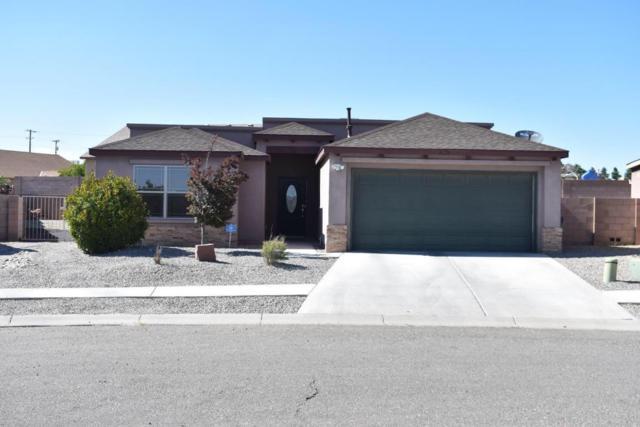 1595 Camino Rustica SW, Los Lunas, NM 87031 (MLS #921783) :: Will Beecher at Keller Williams Realty