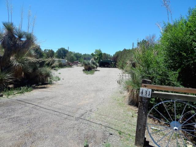 431 El Cerro Loop, Los Lunas, NM 87031 (MLS #921785) :: Campbell & Campbell Real Estate Services
