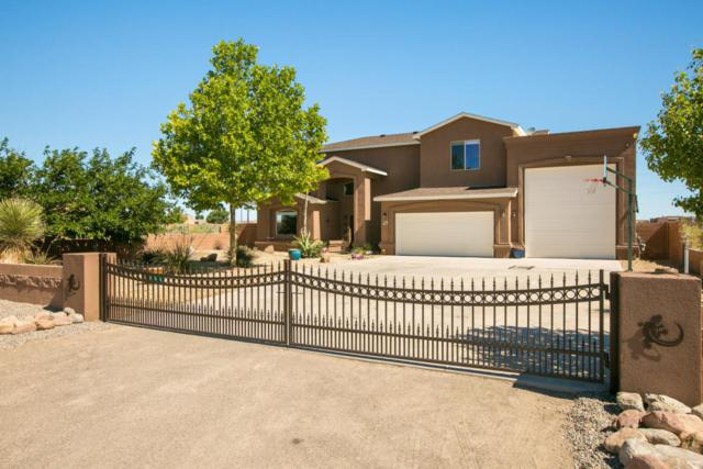 4553 17Th Avenue NE, Rio Rancho, NM 87144 (MLS #921810) :: Will Beecher at Keller Williams Realty