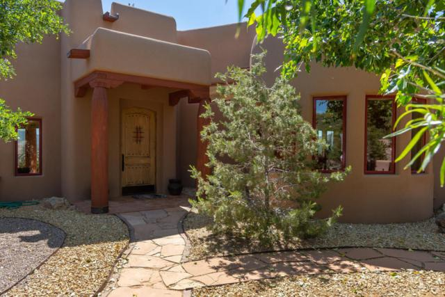 6 Real Place, Sandia Park, NM 87047 (MLS #921845) :: Campbell & Campbell Real Estate Services